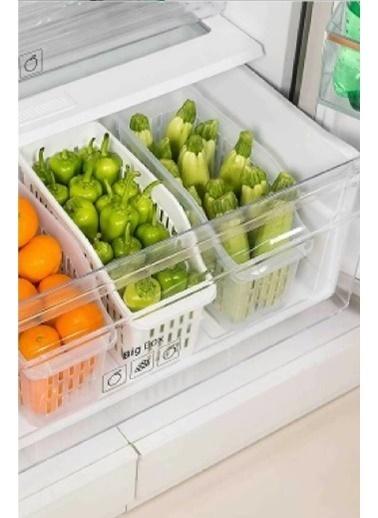 Bayev 3 Adet Buzdolabı Düzenleyici Renkli